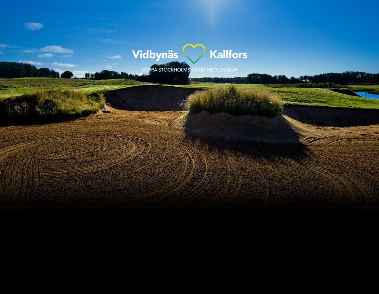 Vidbynäs Golf